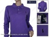 POLO t-shirt long women