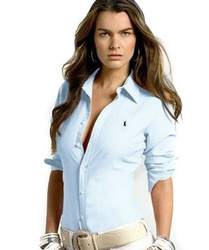 chemises ralph lauren women petit poney light blue,chemises ralph lauren dans chemise