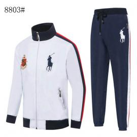 polo ralph lauren long sleeves survetement jacket big pony blanc