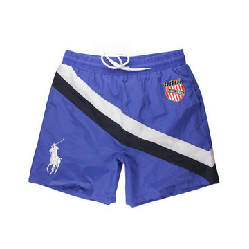 polo ralph lauren big boys pony shorts de bain flag bleue