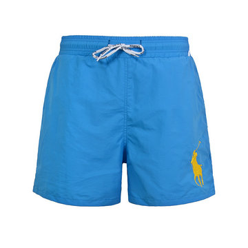 polo ralph lauren big boys pony shorts de bain lacing navy