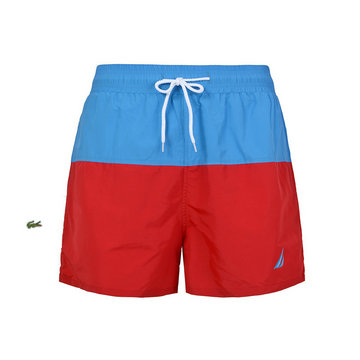 polo ralph lauren big boys pony shorts de bain mix rouge blue