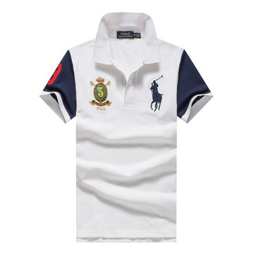 ralph lauren polo t-shirt pastel manche courte couronne should number