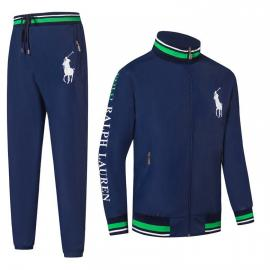 ralph lauren survetements homme sweats big pony shoulder polo blue