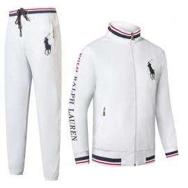 ralph lauren survetements homme sweats big pony shoulder polo white