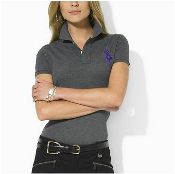 ralph lauren tee shirt women pony chemises three silver