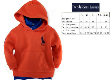 ralph lauren children bebe jacket a capuche big pony rouge,ralph lauren children hoodie jacket pas cher