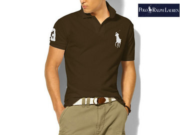 ralph lauren man t-shirt mode coffie blanc,polo ralph lauren tee shirt fashion