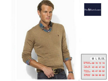 ralph lauren pulls man coton france brown,pulls ralph lauren man cashmere cable harvard wine
