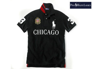 ralph lauren t-shirt nom ville city name chicago,tee shirt uni pas cher
