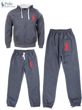 ralph lauren survetement man sport gris,jogging ralph lauren pas cher