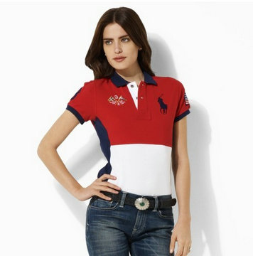 ralph lauren tee shirt women ocean race red white,polo manches du match triple longues chemise marine