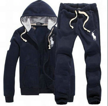 survetement ralph lauren big pony blue no.3