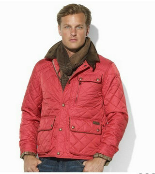 jackets et coatsx ralph lauren man polo 818 button rouge