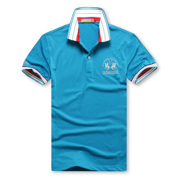 polo ralph lauren 2013 new t-shirt la martina bleu
