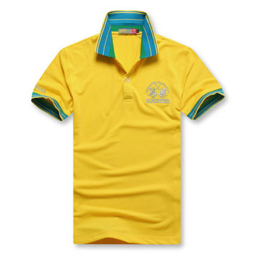 polo ralph lauren 2013 new t-shirt la martina jaune bleu
