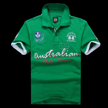 polo ralph lauren 2013 new t-shirt polo team maniere vert
