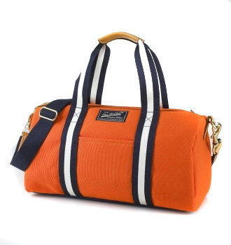 polo ralph lauren sac le fourre-tout orange
