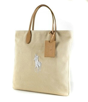 polo ralph lauren bag sacoche de loisir mode gray white
