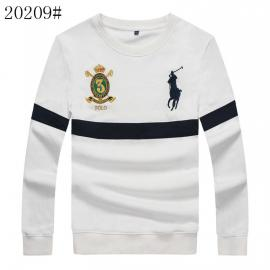 polo ralph lauren pull en coton 1967 sweater embroidered crown big pony classic