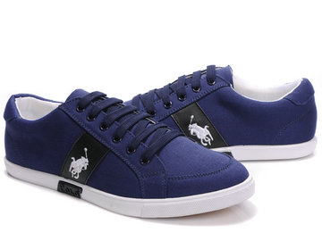polo ralph lauren shoes usa bleu mark blance