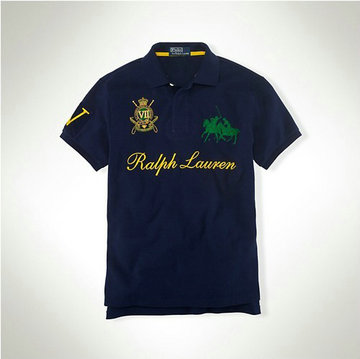 polo ralph lauren t-shirt man tendance,t-shirt two pony sapphire