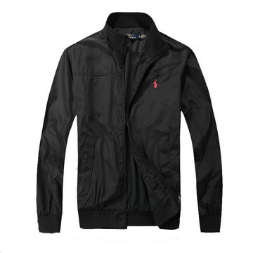 ralph lauren jacket jacket man 2018 black small pony