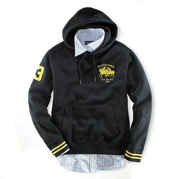 ralph lauren hoodie jacket two pony jaune noir,jacket zippee