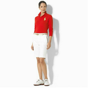 ralph lauren long t-shirt women france red,ralph lauren women long sleeves blanc