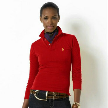 ralph lauren long t-shirt women pony red,cheap ronge polo ralph lauren t-shirt