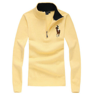 ralph lauren pulls women 2014 chute hiver fashion polo pas cher choi cheval taille jaune