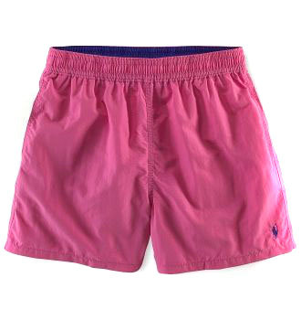 ralph lauren short de bain mode-big rose