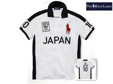 ralph lauren t-shirt coupe flag nom pays japan,ralph lauren big pony t-shirt skate